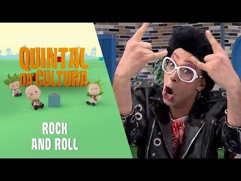 Vocês já foram em um show de rock? | Quintal da Cultura