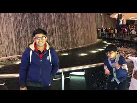 The Dubai Mall Tour with Huzhash
