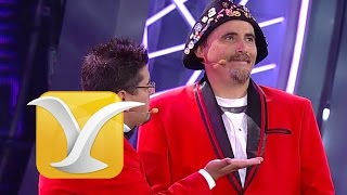 Dinamita Show, Humor, Festival de Viña 2015, FULL HD 1080P