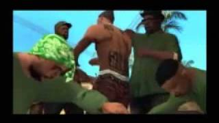 Grand Theft Auto: San Andreas - The Movie - Introduction to the Story - Part 1 of 2