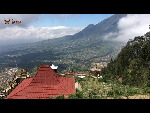 Keindahan Bukit Gancik Selo Boyolali