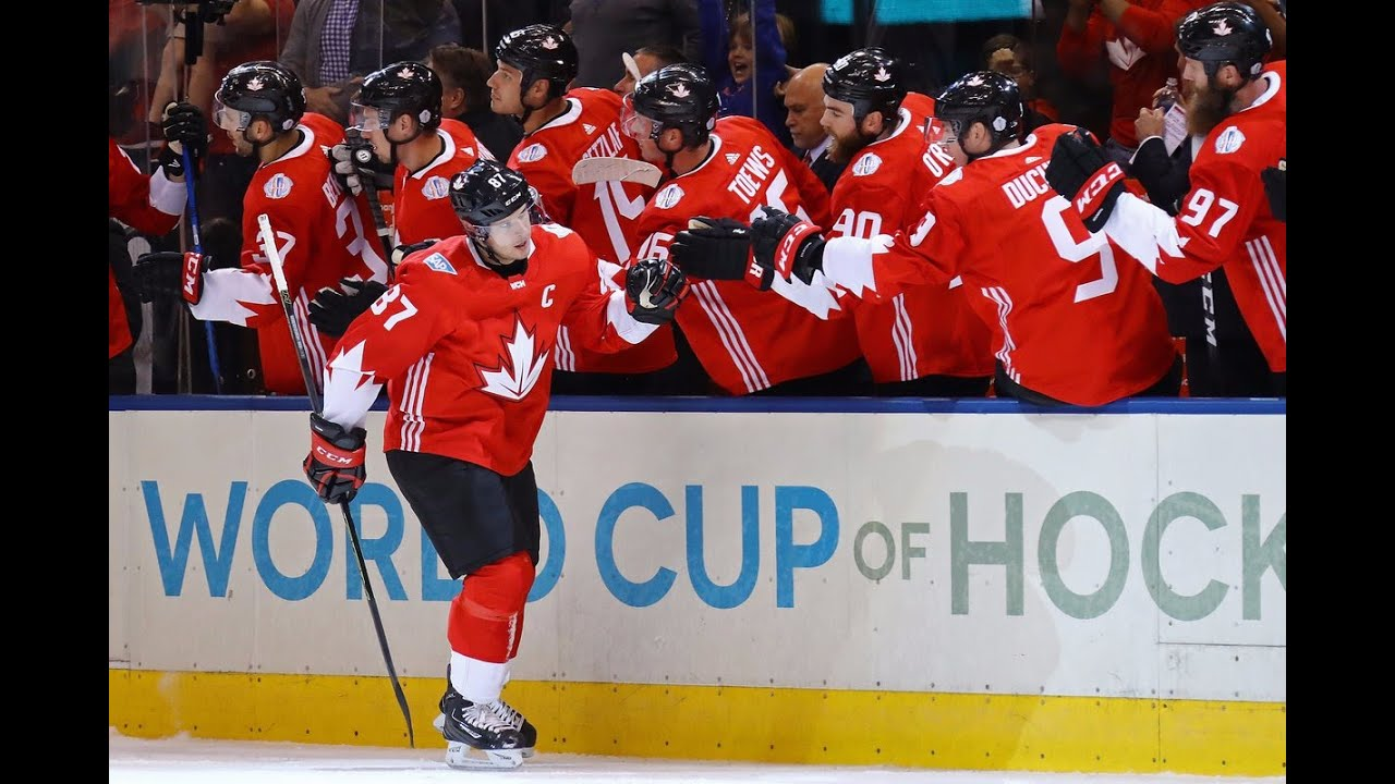 Russia Vs Canada Semifinal 2016 World Cup Of Hockey Highlights Youtube