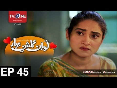 Love In Gulshan E Bihar - Episode 45 - TV One Drama - 19th September 2017
