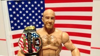 WWE ACTION INSIDER: Antonio Cesaro Elite series 23 Mattel wres…