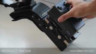 edelkrone - Modula 7 - first look