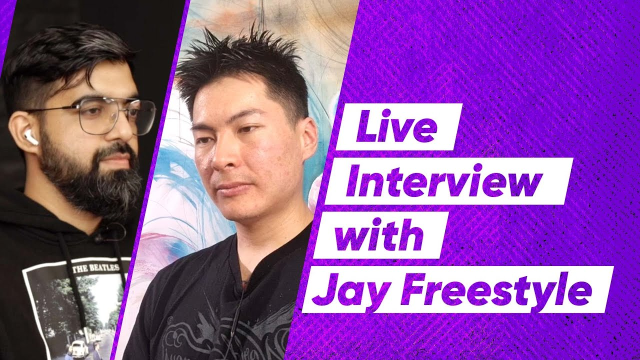 Interview with Jay Freestyle!
