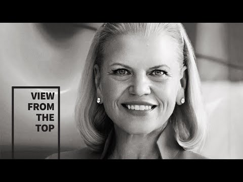 Ginni Rometty, Chairman, President, and CEO of IBM