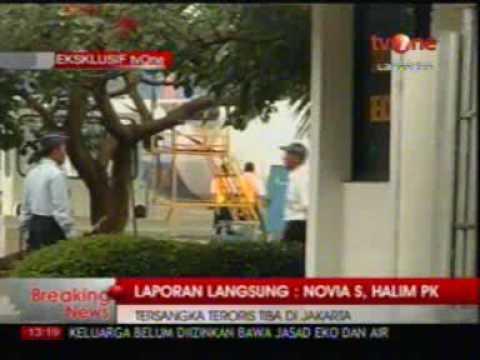 Kaki Tangan Noordin M Top Tiba di Halim