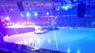 Katrin Electro SHow-Ледовое Шоу в Лужниках