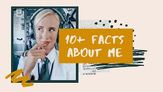 10+ FACTS ABOUT ME: HOW DID I BECOME A PILOT? | @MariaThePilot