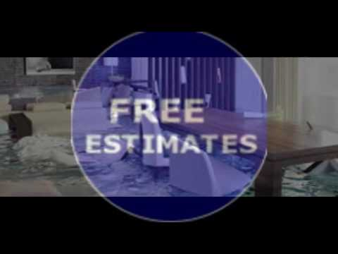 Water Damage Companies Midland MI | Call (800) 790-6202