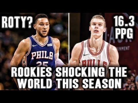 5 NBA Rookies Shocking The World This Season | Lauri Markkanen Breaking Records?