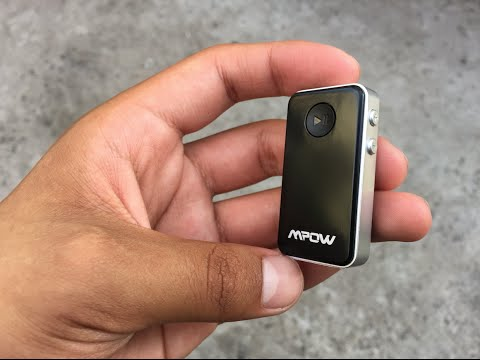 Mpow Streambot Mini Bluetooth 4.0 Audio Receiver / Adapter