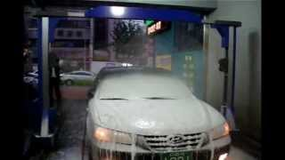 BUBBLE CAR WASH / Powerful Washing Machine