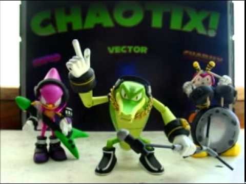 Team Chaotix Music Video.mpg