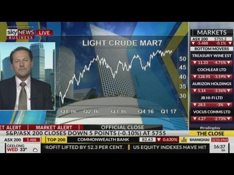 XM.COM - Peter McGuire Sky News Business TV - 14/02/2017