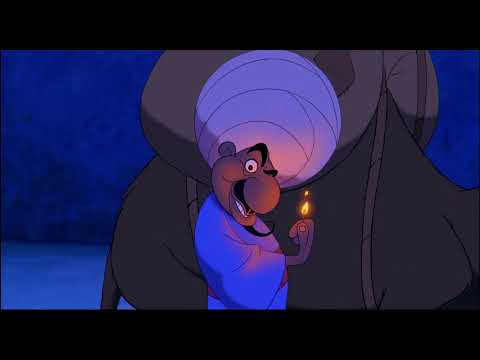 Aladdin (1992 Disney Film) - First Scene
