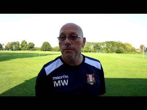 POST MATCH INTERVIEW WITH MARK WARNER - METROGAS MANAGER
