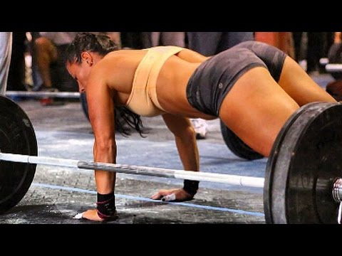 EMILY BREEZE - CrossFit Women: CrossFit Weightlifting Workout