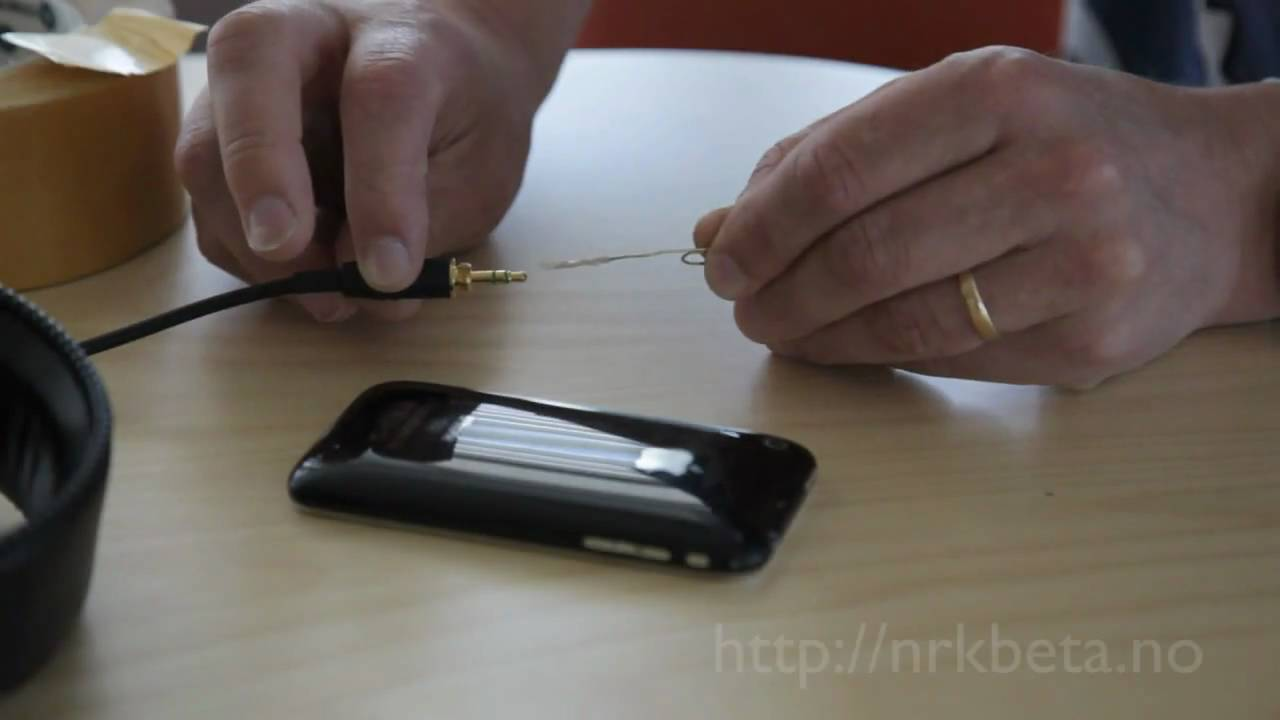 hekte mikrofon til iPhone ektemann avhengige av online dating sites