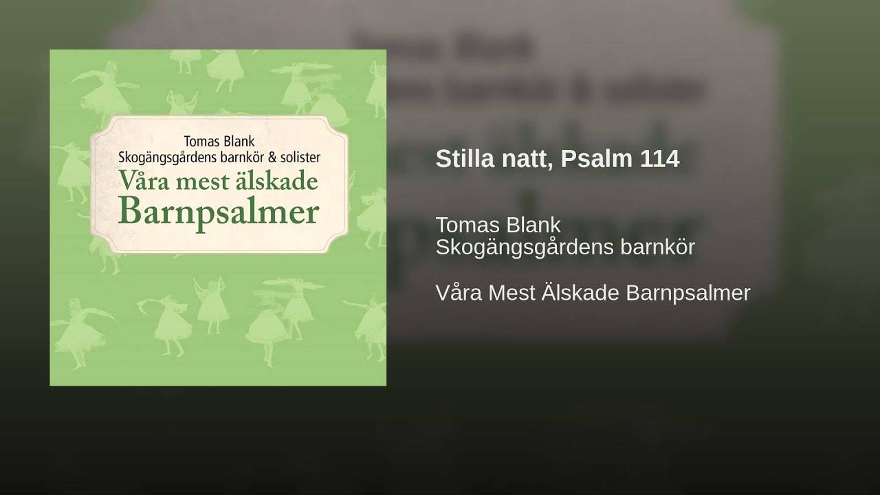 Var mest alskade psalm