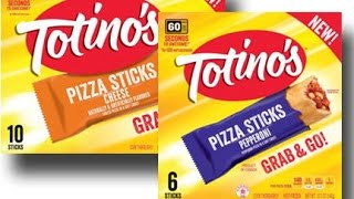 Totino s Pizza Stick Pepperoni Review