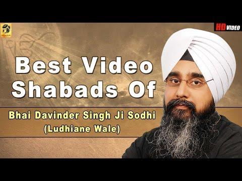 Most Popular Shabads By Bhai Davinder Singh | Ludhiane Wale | Shabads | Gurbani | Kirtan | Non Stop