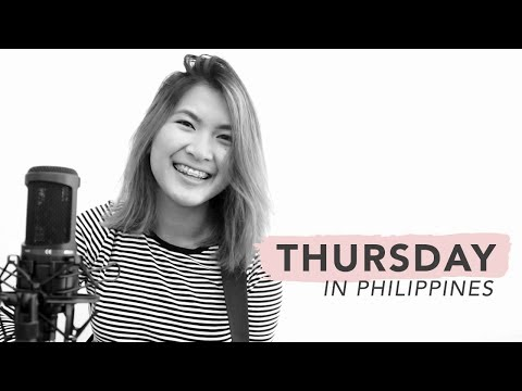Thursday in Philippines
