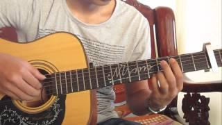 GUITAR TTB - Hướng dẫn Điệp khúc mùa xuân guitar solo - Trọng thô bỉ