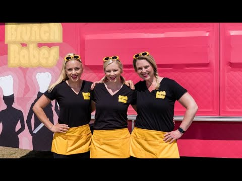 Brunch Babes Watch Party - Episode 4 (Great Food Truck Race)