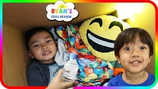 I MAILED MYSELF to Ryan ToysReview and it WORKED! It Gone WRONG on Delivery, Skit - TigerBox HD