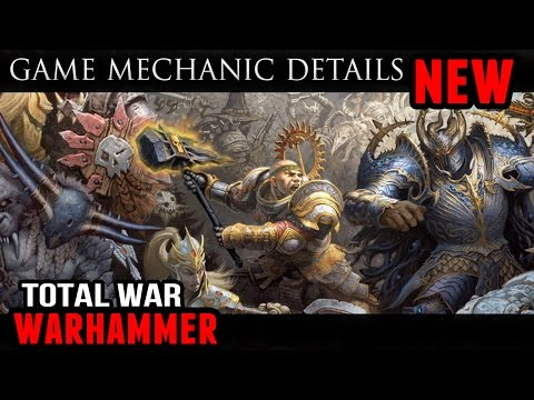 Total War: Warhammer - Game Mechanic Details (MOTD Interview)
