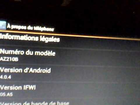 orange intel inside android4.0