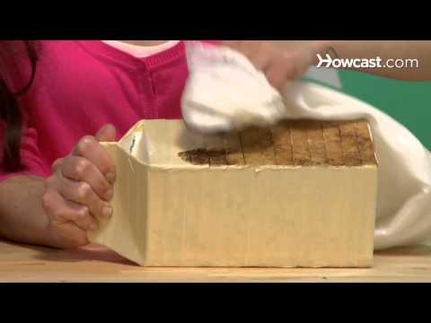 How to Make a Milk Carton Birdhouse