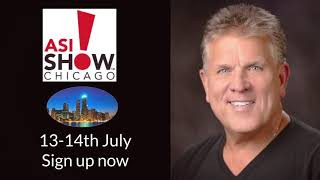 Cliff Quicksell Speaker Promo for ASI Show 2021 Chicago