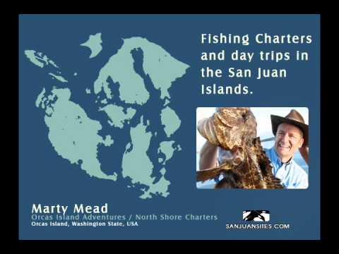San Juan Islands Fishing Charters and Day Trips
