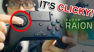 SO MUCH right...one thing less so|Razer RAION
