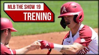 MLB The Show 19 (01) Ekipa z Plusem Nauka graniea z NieDaRadkiem