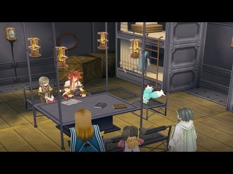 Tales Of The Abyss Undub WS Patched 1080p Running On PCSX2 1 1 0