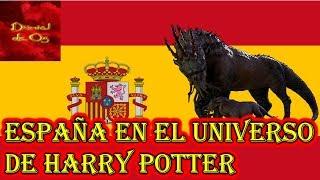 España en el universo de Harry Potter