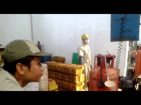 Barudak Casting dept.PT.BERDIKARI M&E