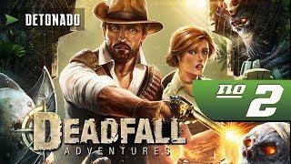 Video Deadfall Adventures Detonado Parte #2 [PT-BR] download MP3, 3GP, MP4, WEBM, AVI, FLV Agustus 2017