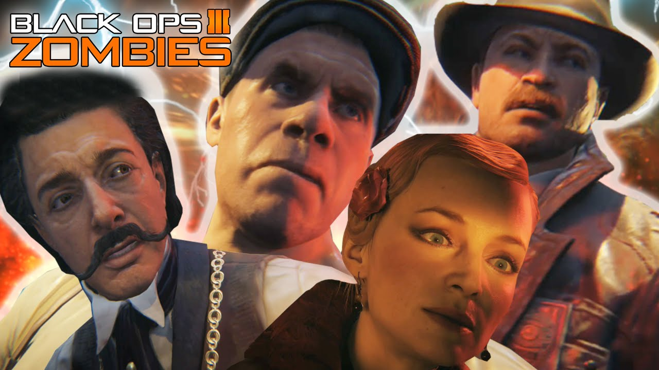 Black Ops 3 Zombies Characters Ardusat Org