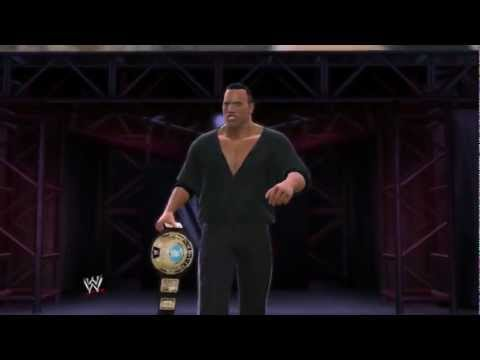 WWE '13 Attitude Era - Mankind - Chapter 6 - HALFTIME HEAT - The Rock vs Mankind