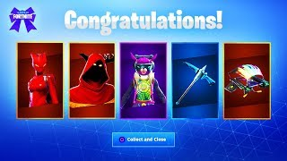 NEW *FINAL* FREE REWARDS in Fortnite! (All 14 Days of Fortnite Rewards)