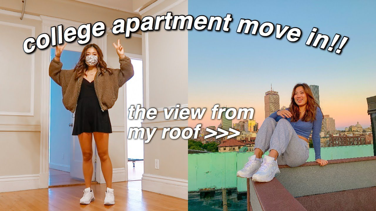 Moving into college *again*!! (kinda)