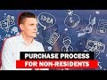 How to buy a property in Dubai. Non-resident's guide.