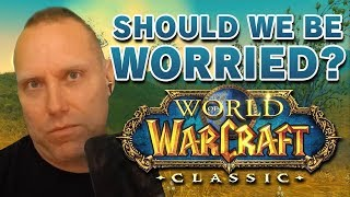 Swifty is WORRIED About Classic WoW NOT Being Accurate