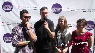 Rah Rah (Regina, Saskatchewan) - Interview at SXSW Canadian Blast.
