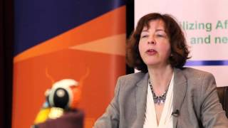All Africa Futures Forum: Claudia Juech - Rockefeller Foundation